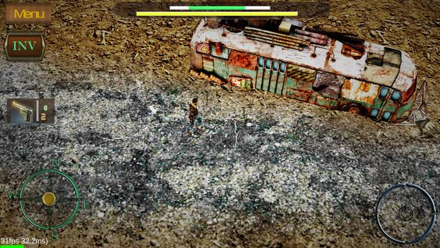 Zombie Survival Island screenshot 2