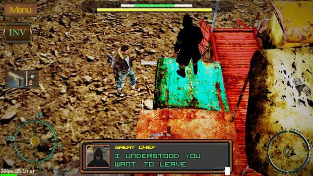 Zombie Survival Island screenshot 5