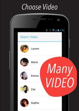 Fake FaceTime Video Call screenshot 3