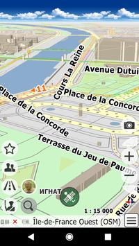 bGEO GPS Navigation apk screenshot