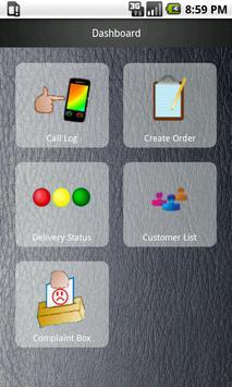 CallLog Delivery Manager apk screenshot