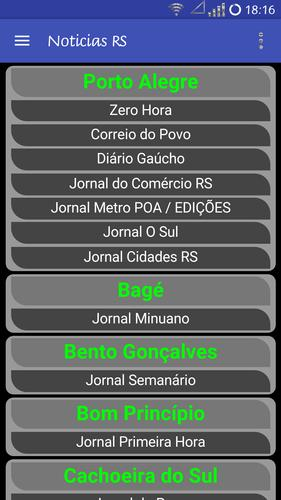 Noticias RS Free for Android - APK Download