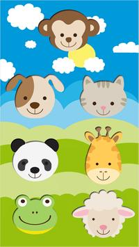 Animal Sounds For Babies poster