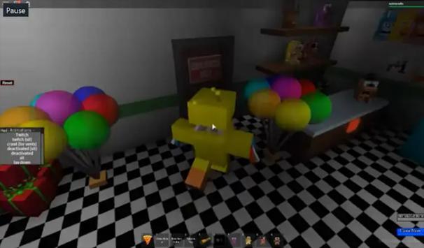 Guide FNAF Roblox (Five Nights at Freddy) apk screenshot