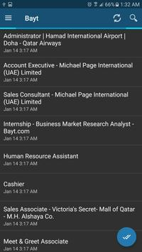 Jobs in Qatar screenshot 1