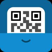 QRbot: escáner QR y lector de código de barras icono