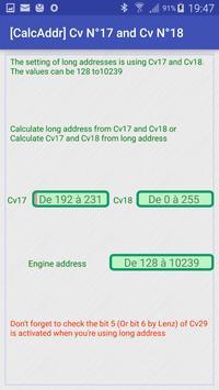 DCC Calc screenshot 2