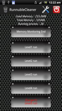 Runnuble Cleaner apk screenshot