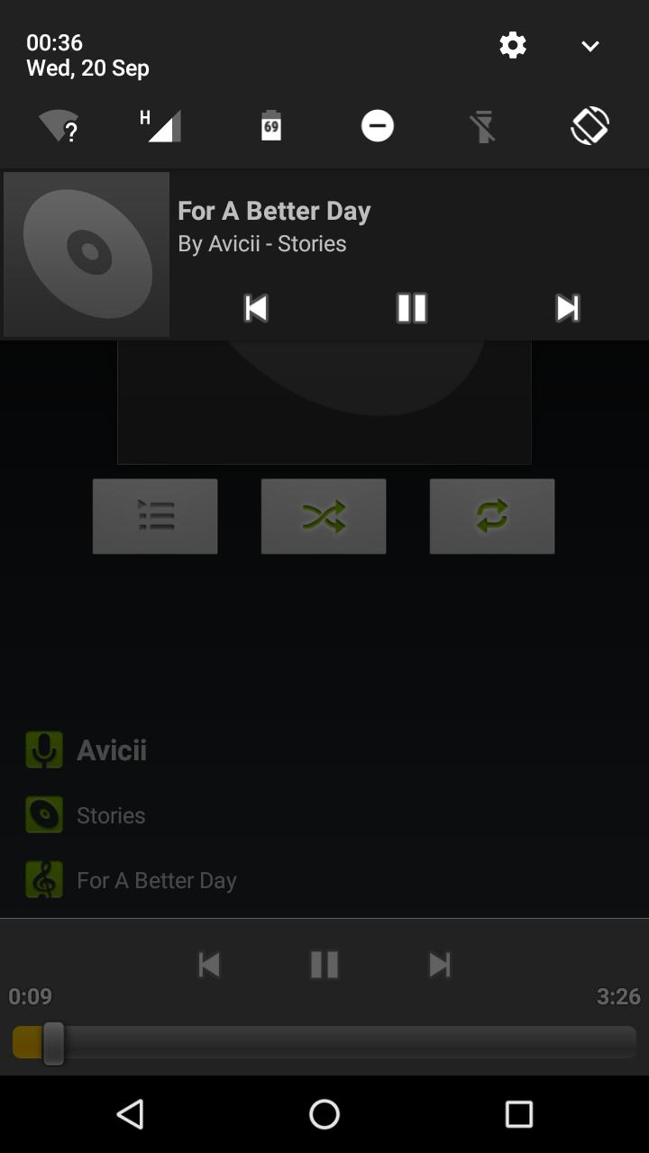 AOSP Music+ for Android - APK Download