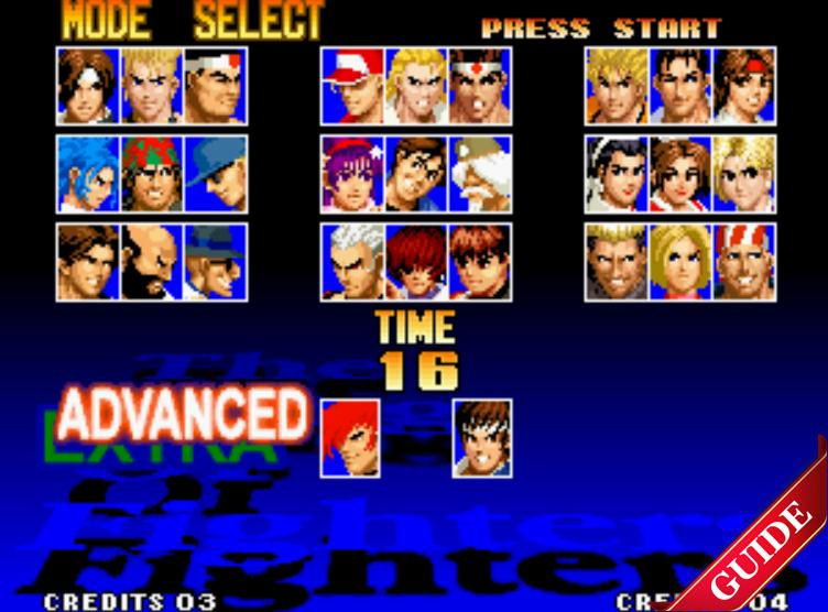 Guide For King Of Fighters 97 For Android Apk Download