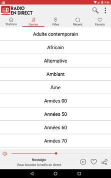 Radio en direct France screenshot 18