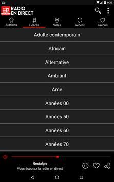 Radio en direct France screenshot 19