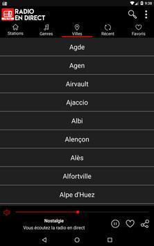 Radio en direct France screenshot 21