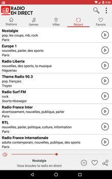 Radio en direct France screenshot 22