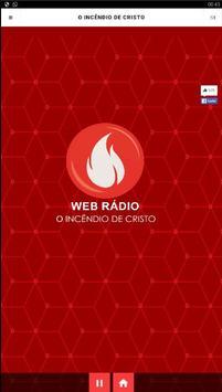 O Incêndio de Cristo poster