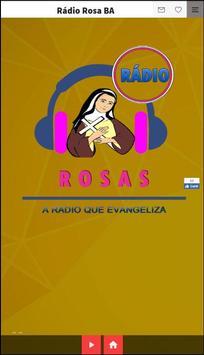 Rádio Rosa BA poster