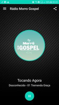 Rádio Morro Gospel poster