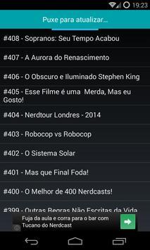 Nerdcast screenshot 2