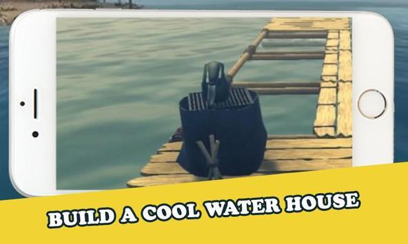 Guide Raft Survival: Tips apk screenshot