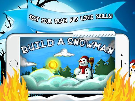 Build a Snowman apk screenshot
