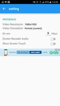 Screen Recorder & Screenshoot apk screenshot