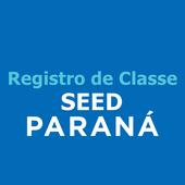 Registro de Classe Online - SEEDPR icon