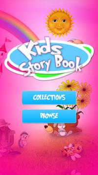 Kids Story Book (With audio) poster