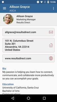 ASCA Connect apk screenshot