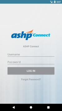 ASHP Connect poster