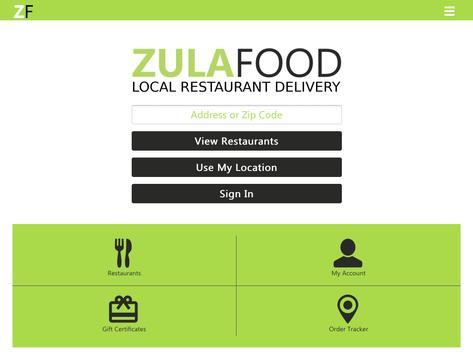 ZULAFOOD screenshot 4