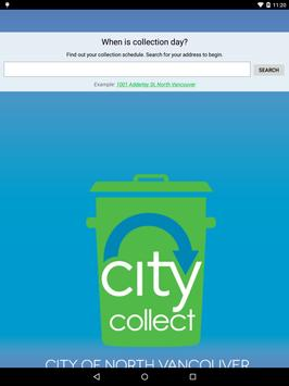 North Vancouver CityCollect apk screenshot