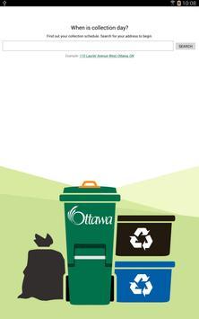 Ottawa Collection Calendar screenshot 3