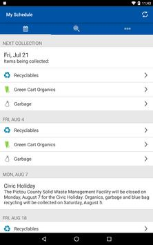 Pictou County Solid Waste screenshot 5