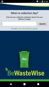 City of St Albert: BeWasteWise apk screenshot