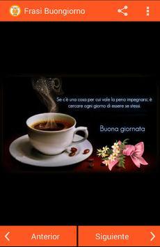 Immagini E Frasi Buongiorno screenshot 1