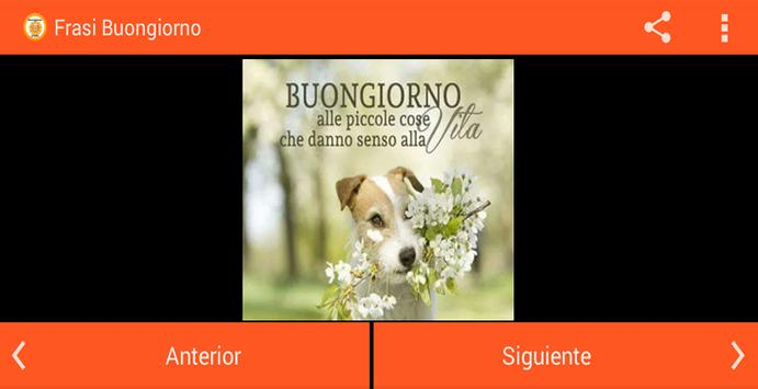 Immagini E Frasi Buongiorno screenshot 8