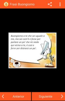 Immagini E Frasi Buongiorno poster