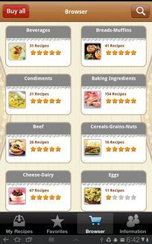 Canadian Cuisine screenshot 1