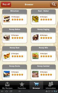 Masakan Indonesia screenshot 2