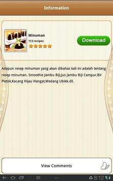 Masakan Indonesia screenshot 4