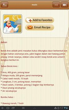 Masakan Indonesia screenshot 5