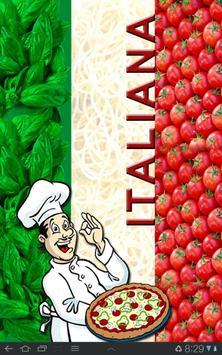 La Cuicina Italiana poster