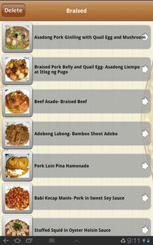 Philippine cuisine screenshot 3