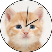 Kitten Watch Face icon
