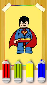 How To Draw Superman Step By Step screenshot 1