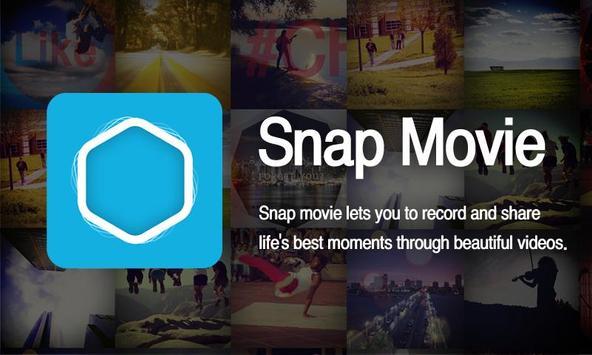 SnapMovie (road movie maker) poster