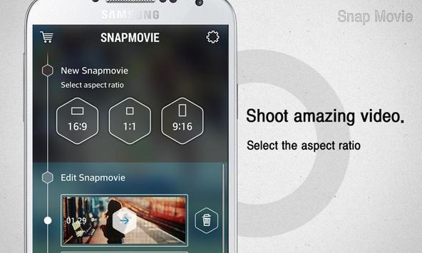 SnapMovie imagem de tela 1