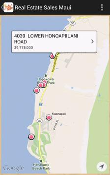 Real Estate Sales Maui screenshot 2