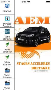 A.E.M. poster
