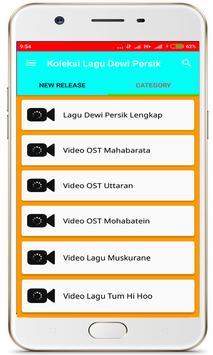 Koleksi Lagu Dewi Persik تصوير الشاشة 3